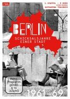 Berlin - Schicksalsjahre einer Stadt - Staffel 1 / 1961-1969 (DVD)