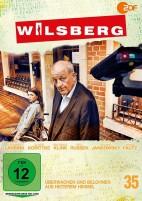 Wilsberg - Vol. 35 / Überwachen und belohnen & Aus heiterem Himmel (DVD)