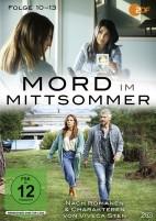 Mord im Mittsommer - Sandhamn Murders / Folge 10-13 (DVD)