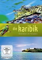 Die Karibik - Überleben im Paradies (DVD)