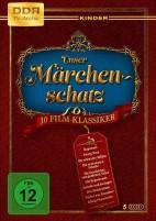 Unser Märchenschatz - 10 Film-Klassiker / DDR TV-Archiv (DVD)