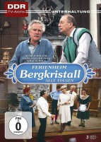 Ferienheim Bergkristall - Die komplette Serie / DDR TV-Archiv (DVD)
