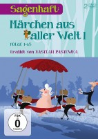 Sagenhaft - Märchen aus aller Welt - Vol. 01 / Folge 01-65 (DVD)