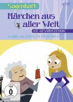 Sagenhaft - Märchen aus aller Welt - Gesamtedition (DVD)