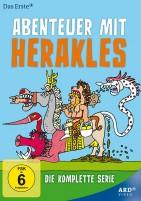 Abenteuer mit Herakles - Die komplette Serie (DVD)