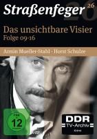 Straßenfeger 26 - Das unsichtbare Visier II - Folge 09-16 / Amaray (DVD)