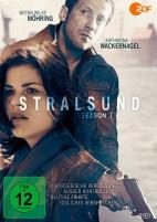 Stralsund - Season 1 / Teil 1-4 (DVD)