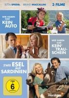 Wir haben gar kein Auto & Wir haben gar kein' Trauschein & Zwei Esel auf Sardinien (DVD)