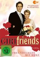 Girlfriends - Freundschaft mit Herz - Staffel 04 (DVD)