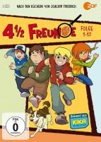 4 1/2 Freunde - Folge 1-13 (DVD)