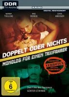 Doppelt oder Nichts & Monolog für einen Taxifahrer - DDR TV-Archiv (DVD)
