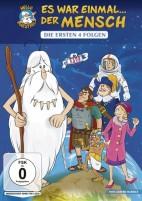 Es war einmal...Der Mensch - Folge 1-4 (DVD)