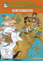 Es war einmal... Abenteurer & Entdecker - Folge 1-5 (DVD)