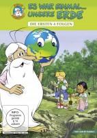 Es war einmal... unsere Erde - Folge 1-4 (DVD)