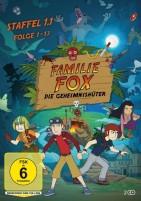 Familie Fox - Die Geheimnishüter - Staffel 1.1 (DVD)