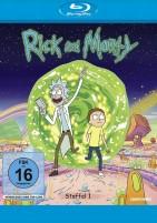 Rick and Morty - Staffel 01 (Blu-ray)