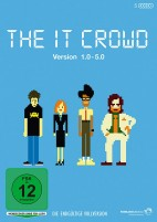The IT Crowd - Version 1.0 - 5.0 / Die endgültige Vollversion (DVD)