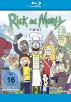 Rick and Morty - Staffel 02 (Blu-ray)