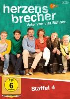 Herzensbrecher - Vater von vier Söhnen - Staffel 4 (DVD)