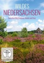 Wildes Niedersachsen - Zwischen Wattenmeer, Heide und Harz (DVD)
