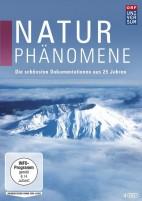 Naturphänomene - Die schönsten Dokumentationen aus 25 Jahren UNIVERSUM - 4 DVDs (DVD)
