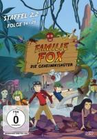 Familie Fox - Die Geheimnishüter - Staffel 2.2 (DVD)