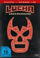 Lucha Underground - Staffel 1.1 / Episode 1-20 (DVD)