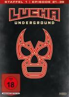 Lucha Underground - Staffel 1.2 / Episode 21-39 (DVD)