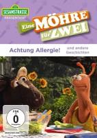 Sesamstrasse präsentiert: Eine Möhre für Zwei - Achtung, Allergie! und andere Geschichten (DVD)