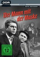 Der Mann mit der Maske - DDR TV-Archiv (DVD)