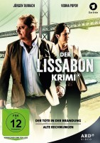 Der Lissabon-Krimi: Der Tote in der Brandung & Alte Rechnungen (DVD)