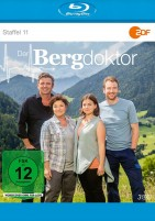 Der Bergdoktor - Staffel 11 (Blu-ray)