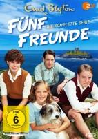 Fünf Freunde - Die komplette Serie (DVD)