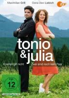 Tonio & Julia - Kneifen gilt nicht & Zwei sind noch kein Paar (DVD)