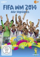 FIFA WM 2014 - Alle Highlights - 2. Auflage (DVD)