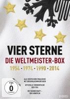 Vier Sterne - Die Weltmeister-Box (DVD)
