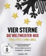 Vier Sterne - Die Weltmeister-Box (Blu-ray)
