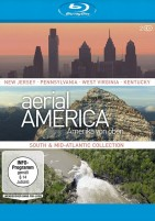 Aerial America - South and Mid-Atlantic Collection (Blu-ray)