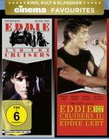 Eddie and the Cruisers - CINEMA Favourites Edition / Double Feature (Blu-ray)