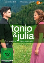 Tonio & Julia - Schuldgefühle & Wenn einer geht (DVD)