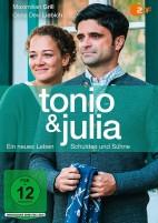 Tonio & Julia - Ein neues Leben & Schulden und Sühne (DVD)