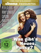 Was gibt's Neues, Pussy? - CINEMA Favourites Edition (Blu-ray)