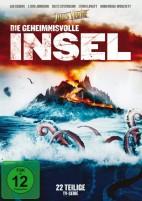 Die Geheimnisvolle Insel - 22-teilige TV-Serie (DVD)