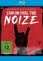Cum on Feel the Noize - Die Geschichte der Rockmusik (Blu-ray)