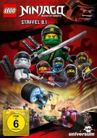 LEGO Ninjago: Masters of Spinjitzu - Staffel 8.1 (DVD)