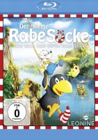 Der kleine Rabe Socke - Suche nach dem verlorenen Schatz (Blu-ray)