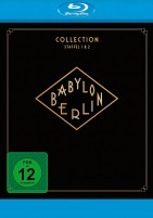 Babylon Berlin - Collection / Staffel 01 & 02 (Blu-ray)