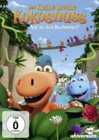 Der kleine Drache Kokosnuss - Auf in den Dschungel! (DVD)