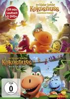 Der kleine Drache Kokosnuss - Film 1+2 (DVD)