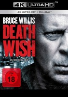 Death Wish - 4K Ultra HD Blu-ray + Blu-ray (4K Ultra HD)